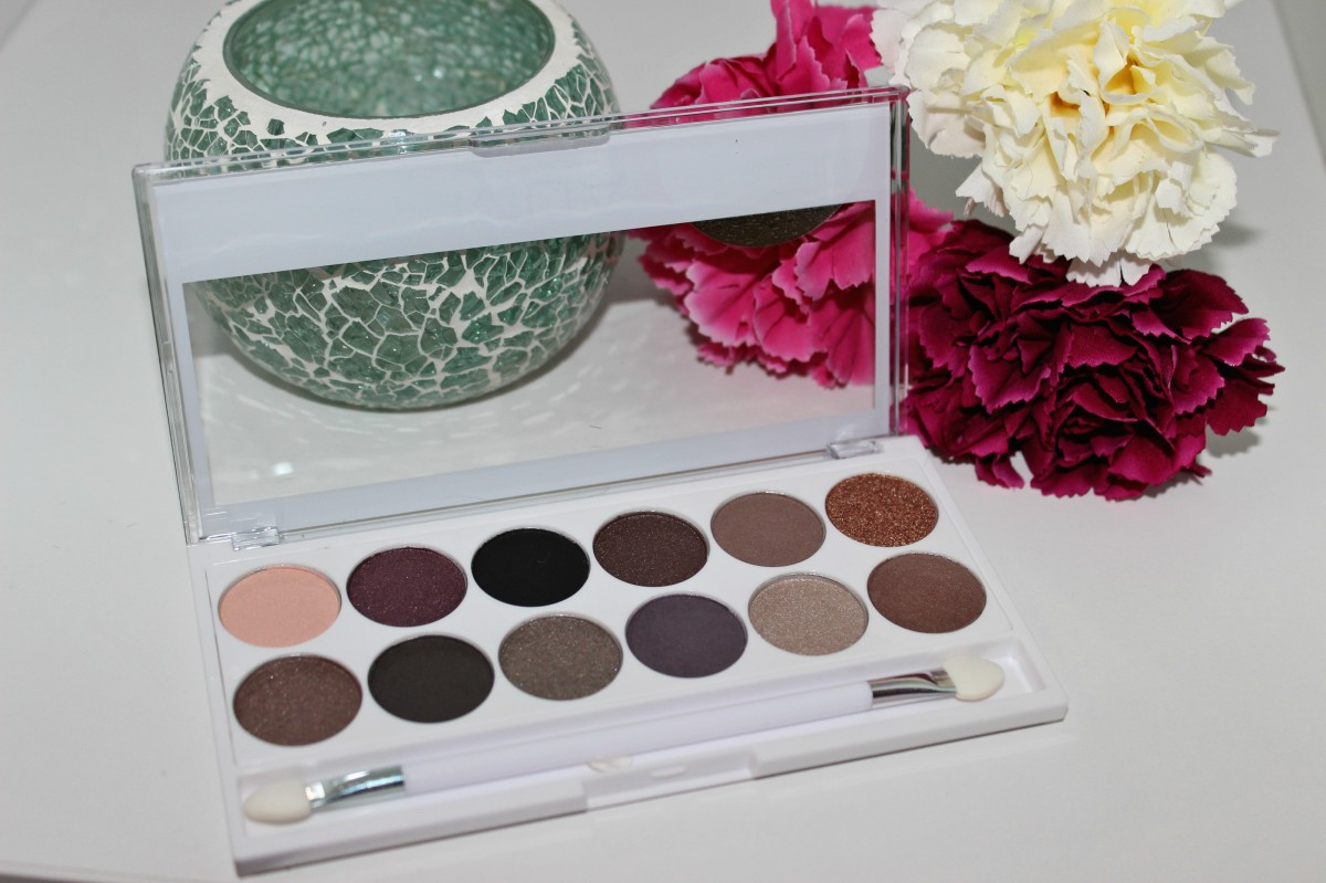 Beauty Review | MUA Romantic Efflorescence Palette